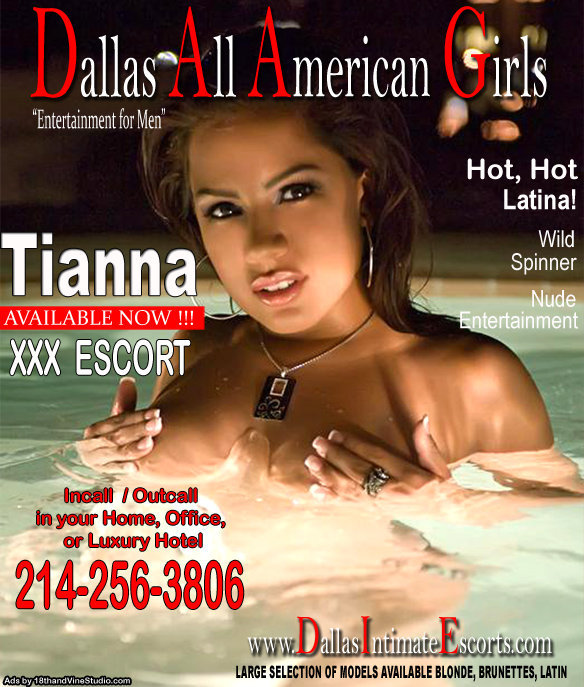 DALLAS ALL AMERICAN GIRLS ESCORTS